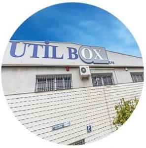 datos de contacto utilbox