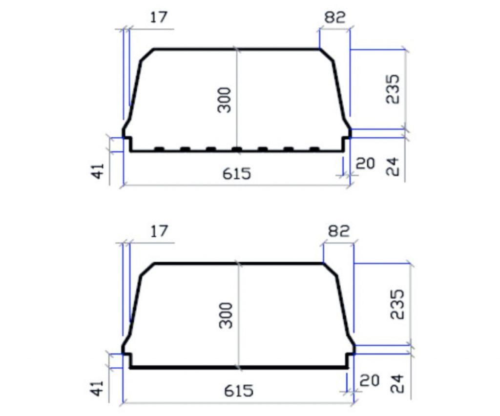 bovedilla de construcción EPS